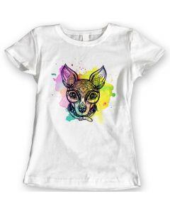 Chihuahua T-Shirt 100% Baumwolle